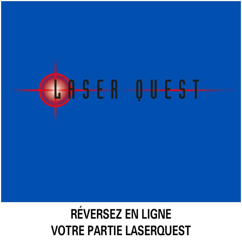 Réservation Laserquest