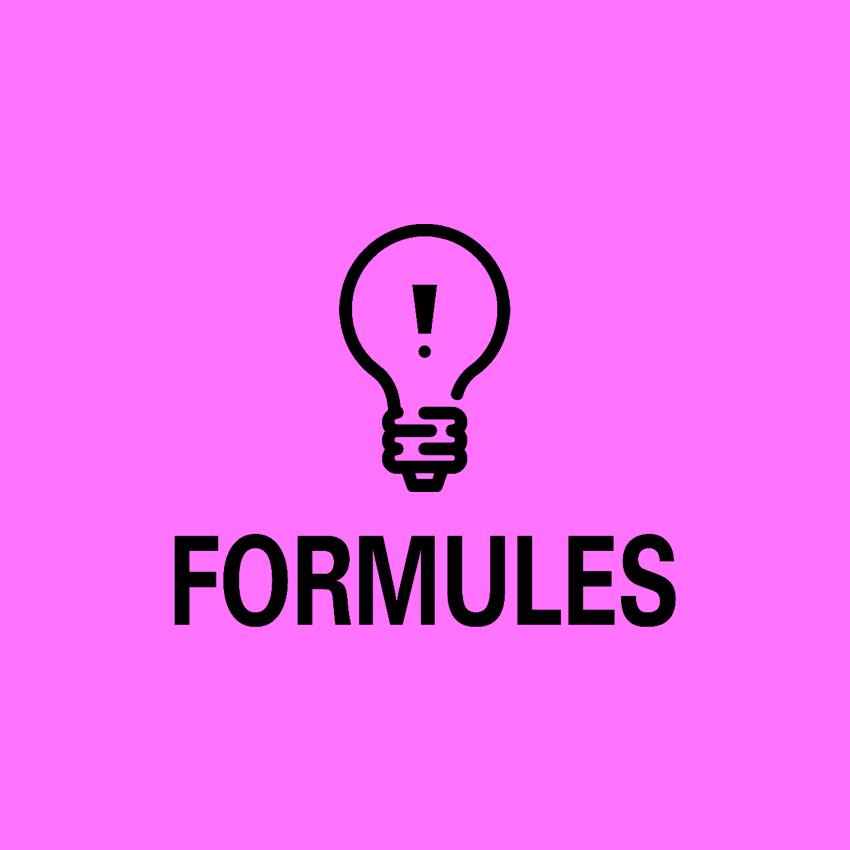 formules laserquest2